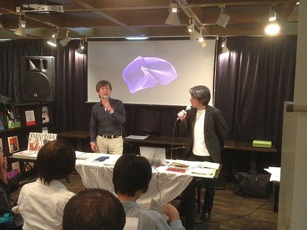 早川氏と石橋氏